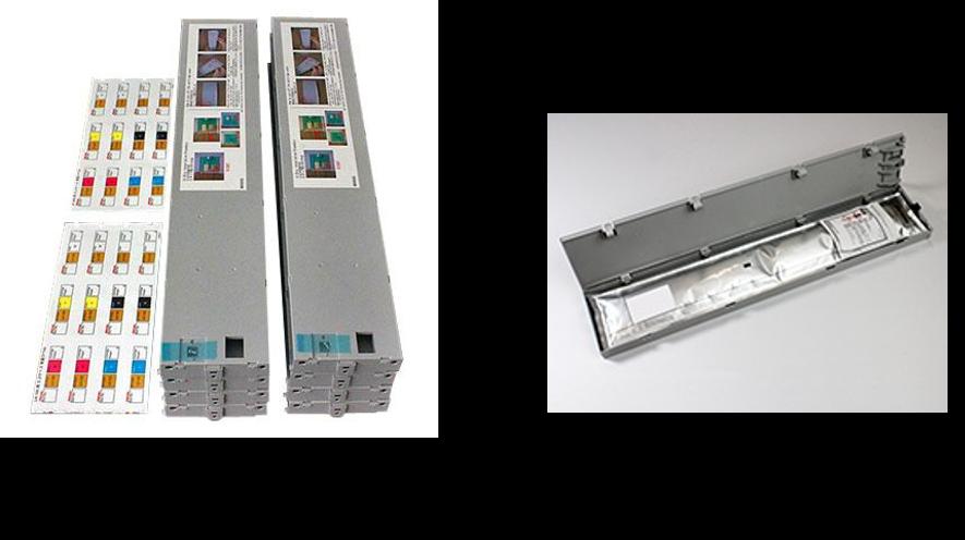 Confezioni ECO di inchiostro da 600ml