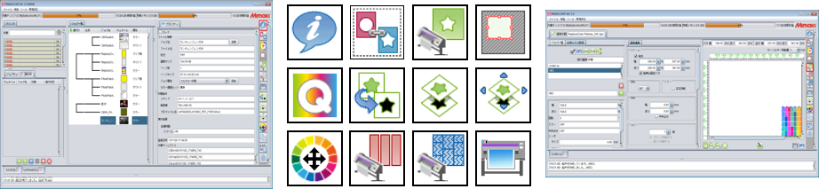 Rasterlink6 Plus per operazioni intuitive