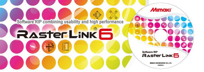 Raster Link Pro 6