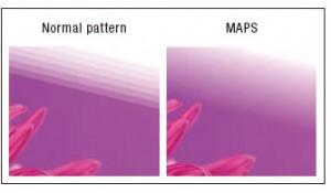 MAPS una maschera che riduce il banding
