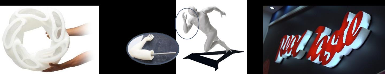 Modelli 3D cavi che facilitano le lavorazioni successive